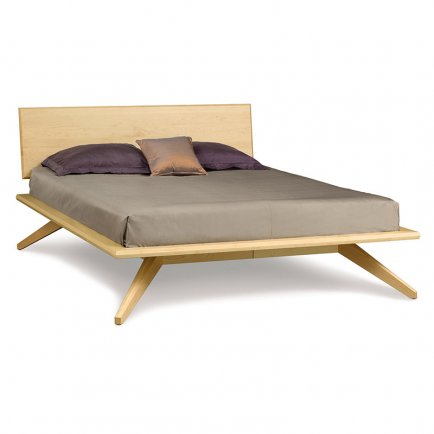 Astrid Maple Platform Bed
