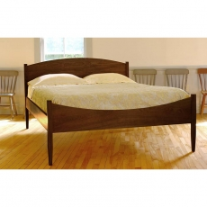 Vermont Shaker Moon Bed