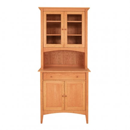"American Shaker Small 38"" China Cabinet"