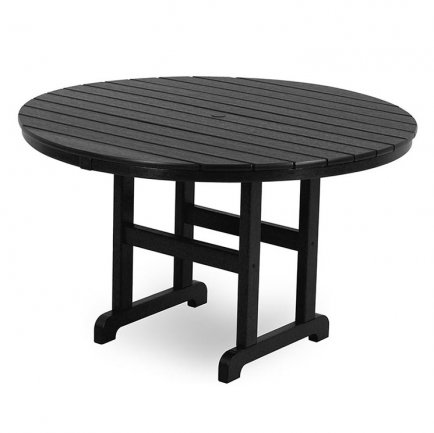 "Outdoor 48"" Round Dining Table"