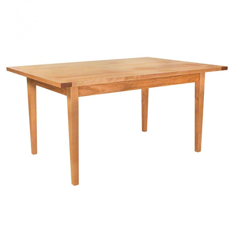 Vermont Shaker Harvest Dining Table