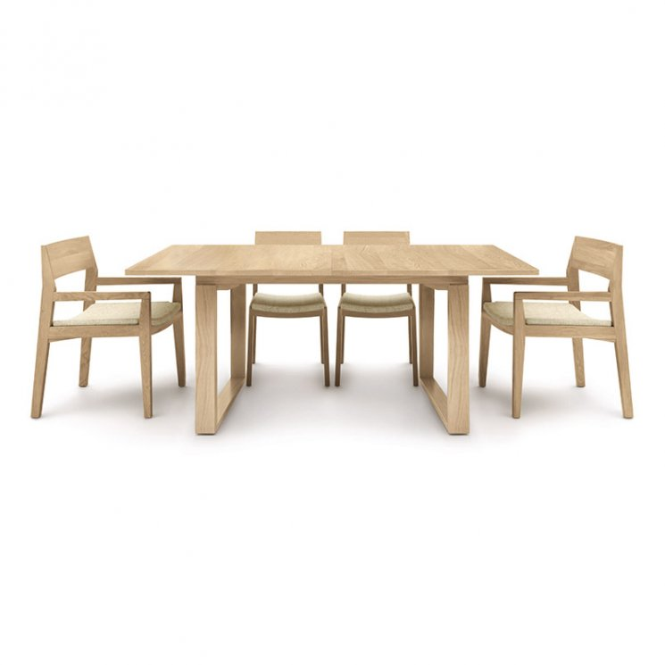 Iso Oak Extension Dining Table