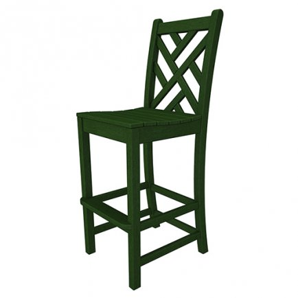 Chippendale Outdoor Bar Side Chair