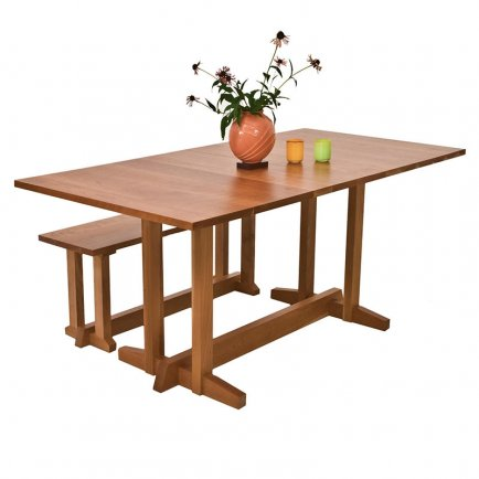 Boston Trestle Dining Table