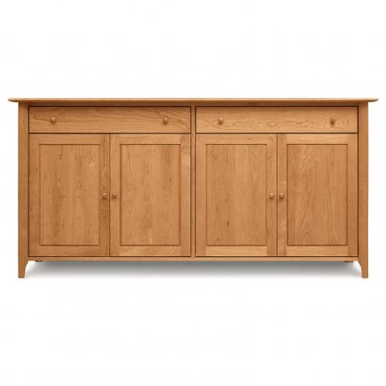 Sarah Shaker 4 Door, 2 Drawer Buffet