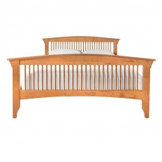 Patti Smith Natural Vermont Spindle Bed
