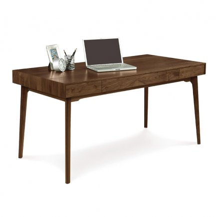 Catalina Walnut Desk