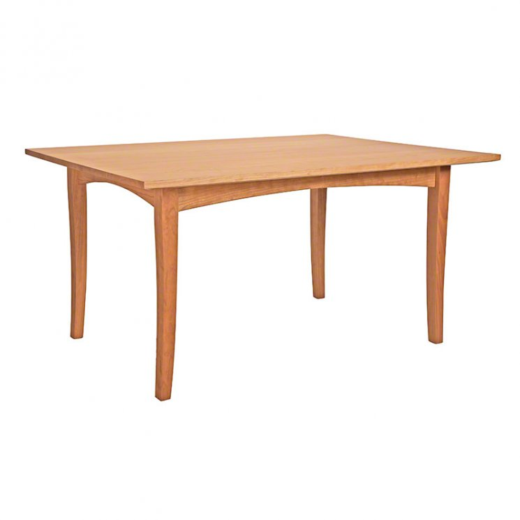 American Shaker Custom Dining Table