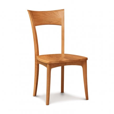 Ingrid Shaker Chair with Wood Seat