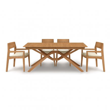 Exeter Cherry Extension Dining Table