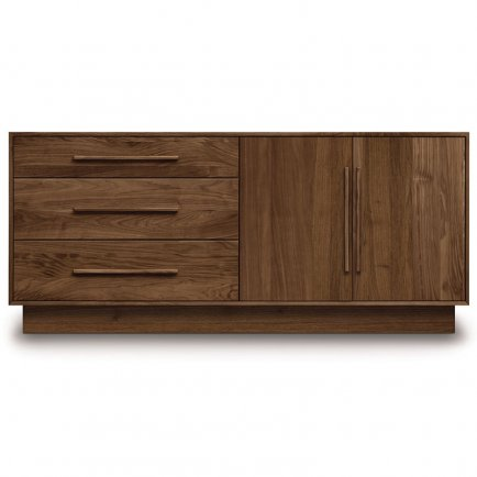 "Moduluxe 3 Drawer, 2 Door Dresser - 29"" Series"