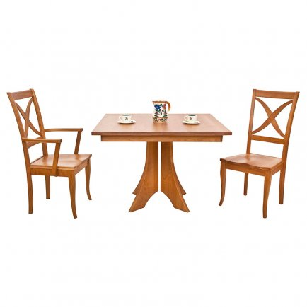 Hampton Square Pedestal Table