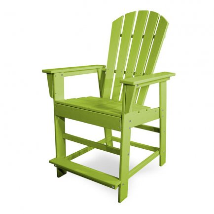 South Beach Adirondack Counter Chair