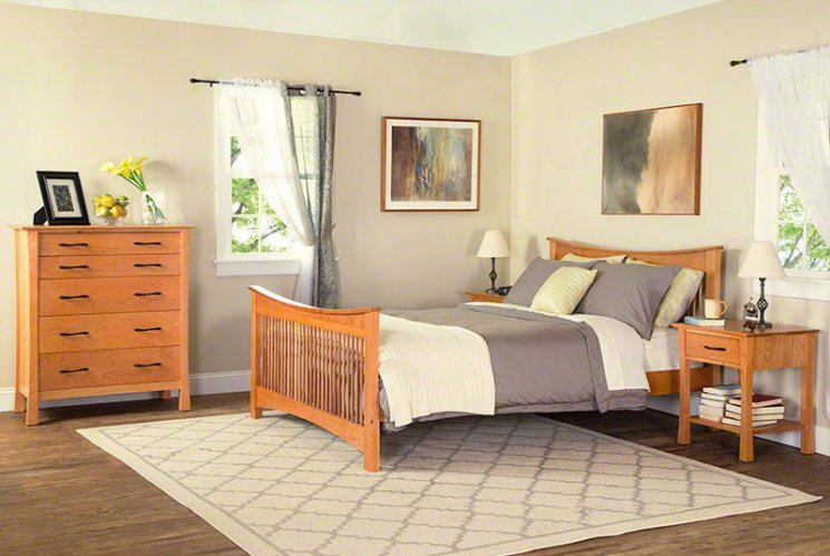 Green Mountain Bedroom Set