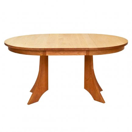 Hampton Split Pedestal Extension Table