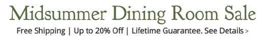 Midsummer Dining Room Furniture Sale