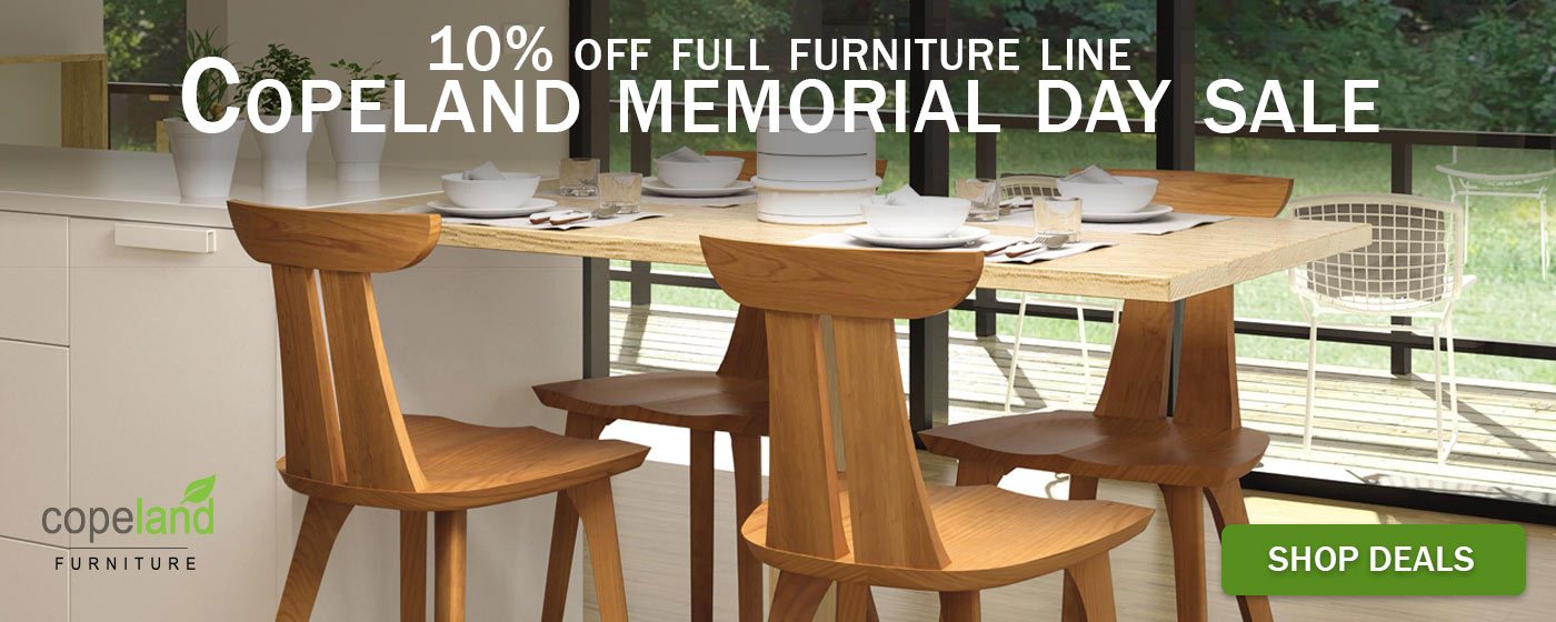 Copeland Memorial Day Sale
