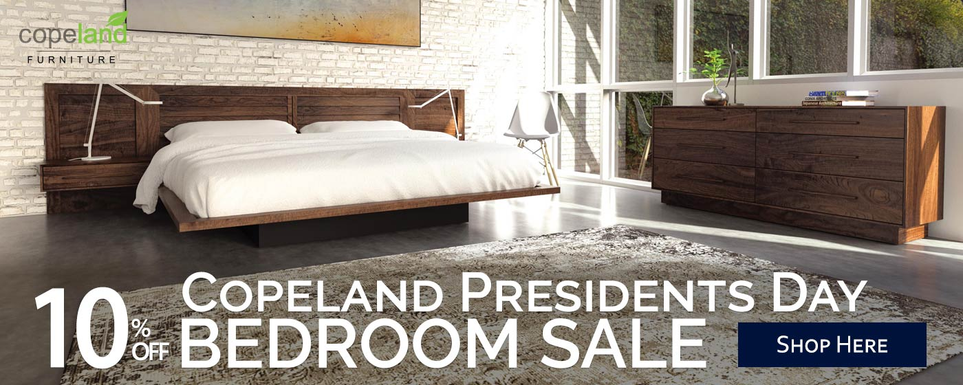Copeland Presidents Day Bedroom Sale