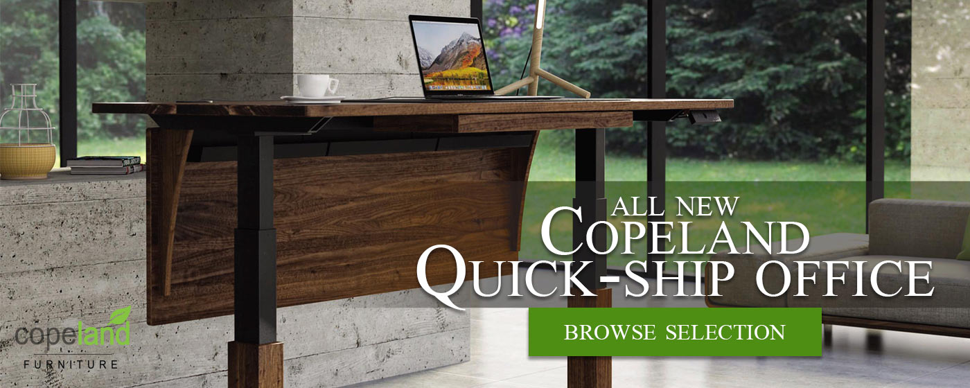 Copeland Quick Ship Office Furniture