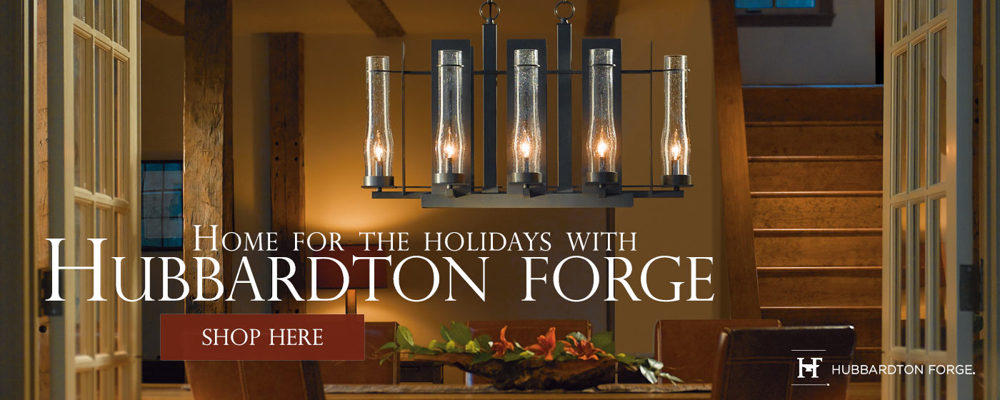 Hubbardton Forge Holiday Shopping