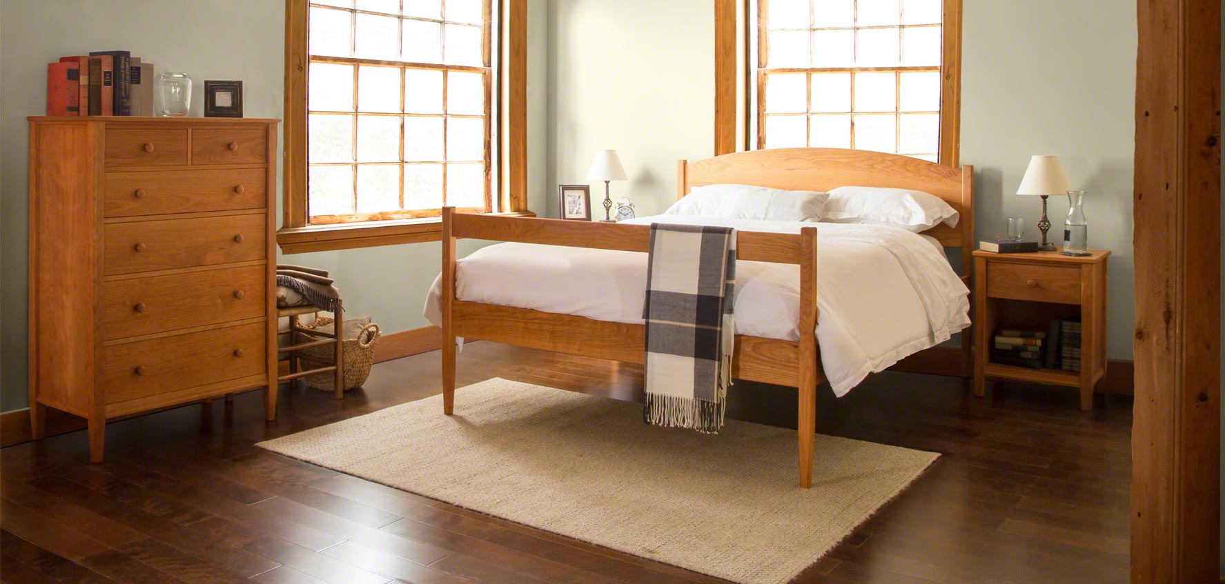 Maple Corner Woodworks Bedroom Furniture | Outlet Store