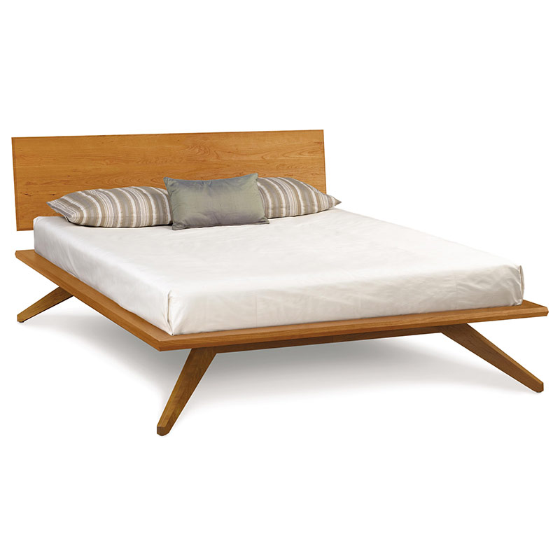 ... Wood Furniture / Bedroom Furniture / Beds / Astrid Modern Platform Bed