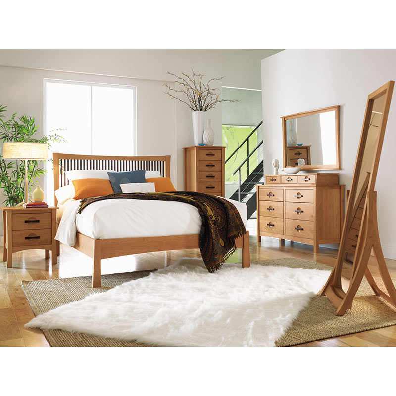 Why Adding A Rug Under Dining Table Sets Is A Must: Berkeley Platform Bed By Copeland Furniture