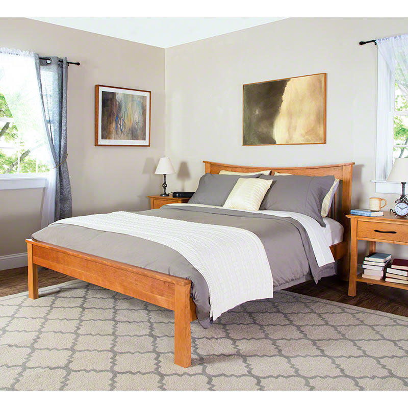 andrews spindle bed - vermont woods studios