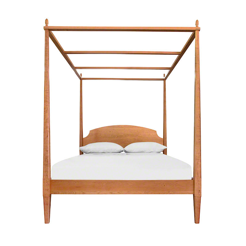 renfrew pencil post bed optional canopy - 4 Post Bed Frame