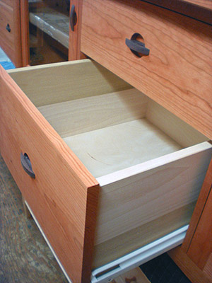 Case Drawer