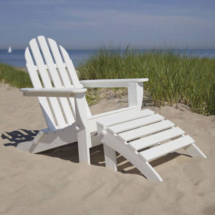 Adirondack Chairs & Ottomans