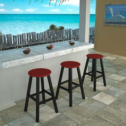 Counter Height Stools & Chairs
