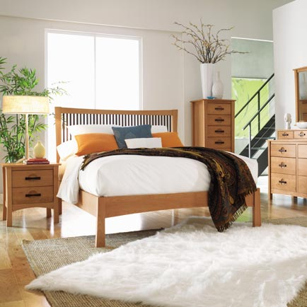 Modern Furniture Bed shop copeland furniture online - vermont woods studios