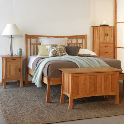 Vermont furniture designs online store showroom Craftsman furniture