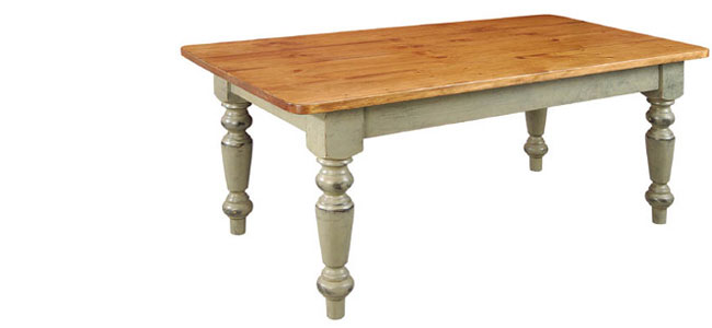 Vermont Farm Tables Old Farmhouse Harvest Tables Hand Made in America Soli