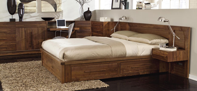 Modern Bedroom Furniture Moduluxe