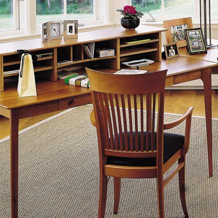 Sarah Home Office Furniture by Copeland