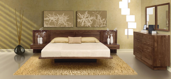 Alfa  - Showing ue Contemporary Wood Bedroom Furniture