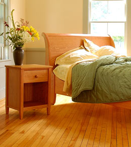 Shaker Beds & Nightstands