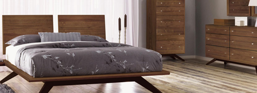 Amazing Natural Solid Walnut Wood Bedroom Furniture| Black Walnut Beds,  Chests 830 X 300