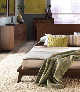 Walnut Bedroom Furniture