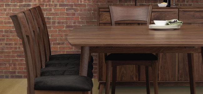 Walnut Dining Furniture