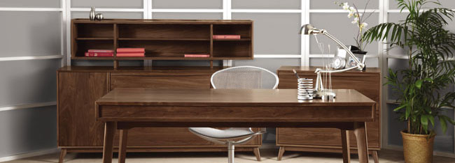 Walnut Office Furniture