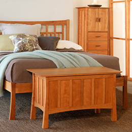 Mission Craftsman Beds