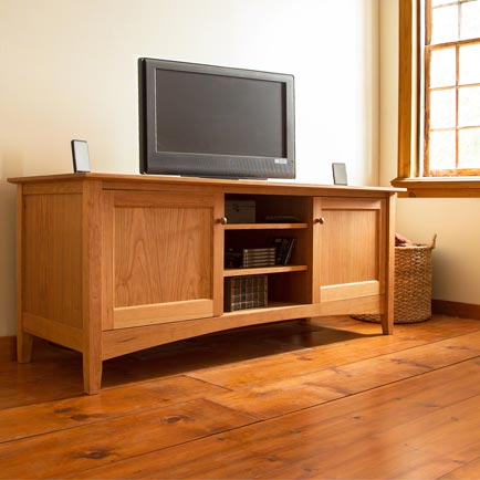Shaker TV Stands & Consoles