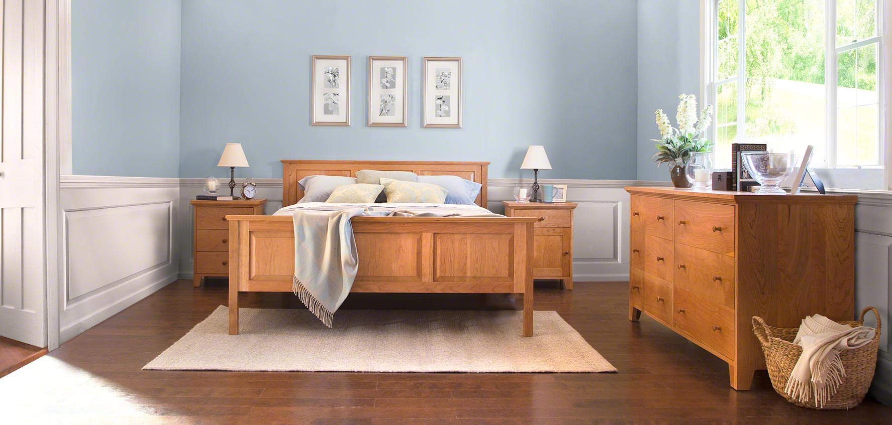 American country bedroom furniture collection vermont for American bedroom