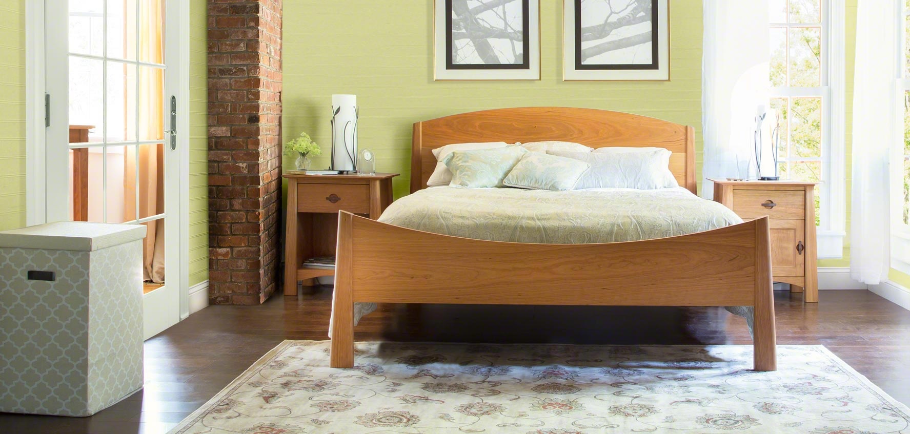 Cherry Moon Furniture Collection - Vermont Woods Studios