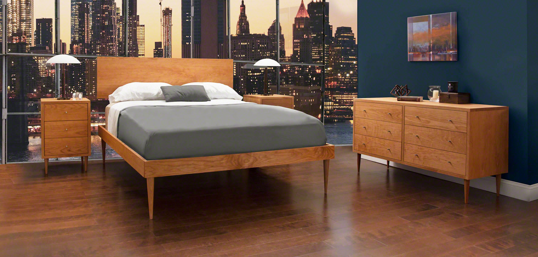 modern wood bedroom furniture. Modern Wood Furniture Bedroom E