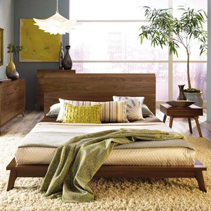 Catalina Modern Bedroom Furniture by Copeland
