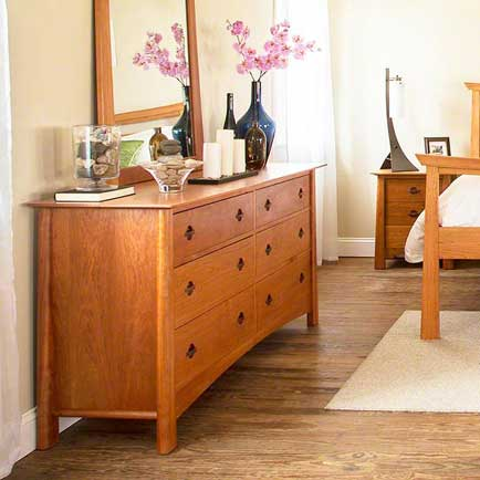 Mission-Craftsman Dressers